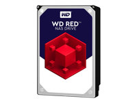 "WD60EFRX - WD Red NAS Hard Drive WD60EFRX - Hard drive - 6 TB - internal - 3.5"" - SATA 6Gb/s - buffer: 64 MB - for My Cloud EX2; EX4 WD60EFRX"
