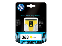 C8773EE#UUS - HP 363 - 6 ml - yellow - original - ink cartridge C8773EE#UUS