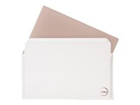 PM-SL-WT-3-19 - Dell Premier Sleeve 13 - Notebook sleeve - white - for XPS 13 9365 2-in-1, 13 9370 PM-SL-WT-3-19