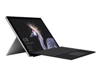 "HST-00002 - Microsoft Surface Pro - 12.3"" - Core i7 7660U - 16 GB RAM - 512 GB SSD - British - with Surface Pro Type Cover (black) HST-00002"