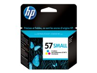 C6657GE#UUQ - HP 57 Small - Colour (cyan, magenta, yellow) - original - ink cartridge - for Deskjet 51XX, F4135, F4140, F4172, F4180, F4185, F4188, F4190; Photosmart 7550; psc 13XX C6657GE#UUQ