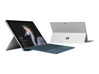 "HSJ-00002 - Microsoft Surface Pro - 12.3"" - Core m3 7Y30 - 4 GB RAM - 128 GB SSD - British - with Surface Pro Type Cover (black) HSJ-00002"