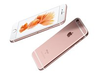 "MN122B/A - Apple iPhone 6s - Smartphone - 4G LTE Advanced - 32 GB - CDMA / GSM - 4.7"" - 1334 x 750 pixels (326 ppi) - Retina HD - 12 MP (5 MP front camera) - rose gold MN122B/A"